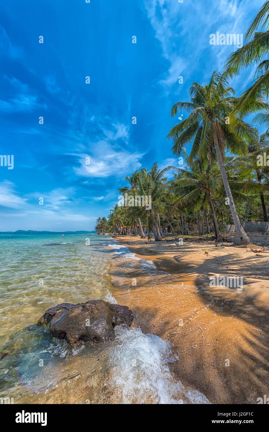 Ko Tao island. - Stock Image