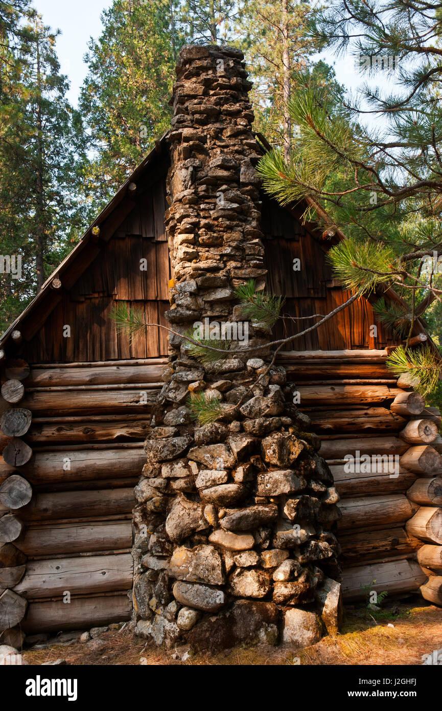 USA, California, Yosemite National Park, Pioneer History