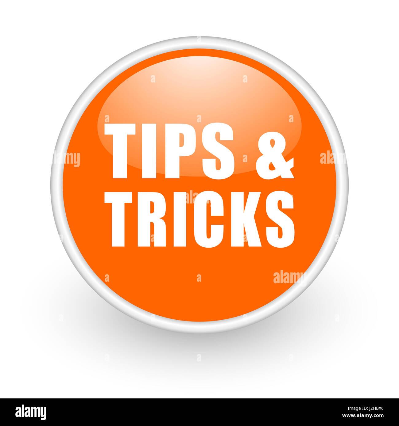 Designer Tips And Tricks For: Tips Tricks Icon Stock Photos & Tips Tricks Icon Stock
