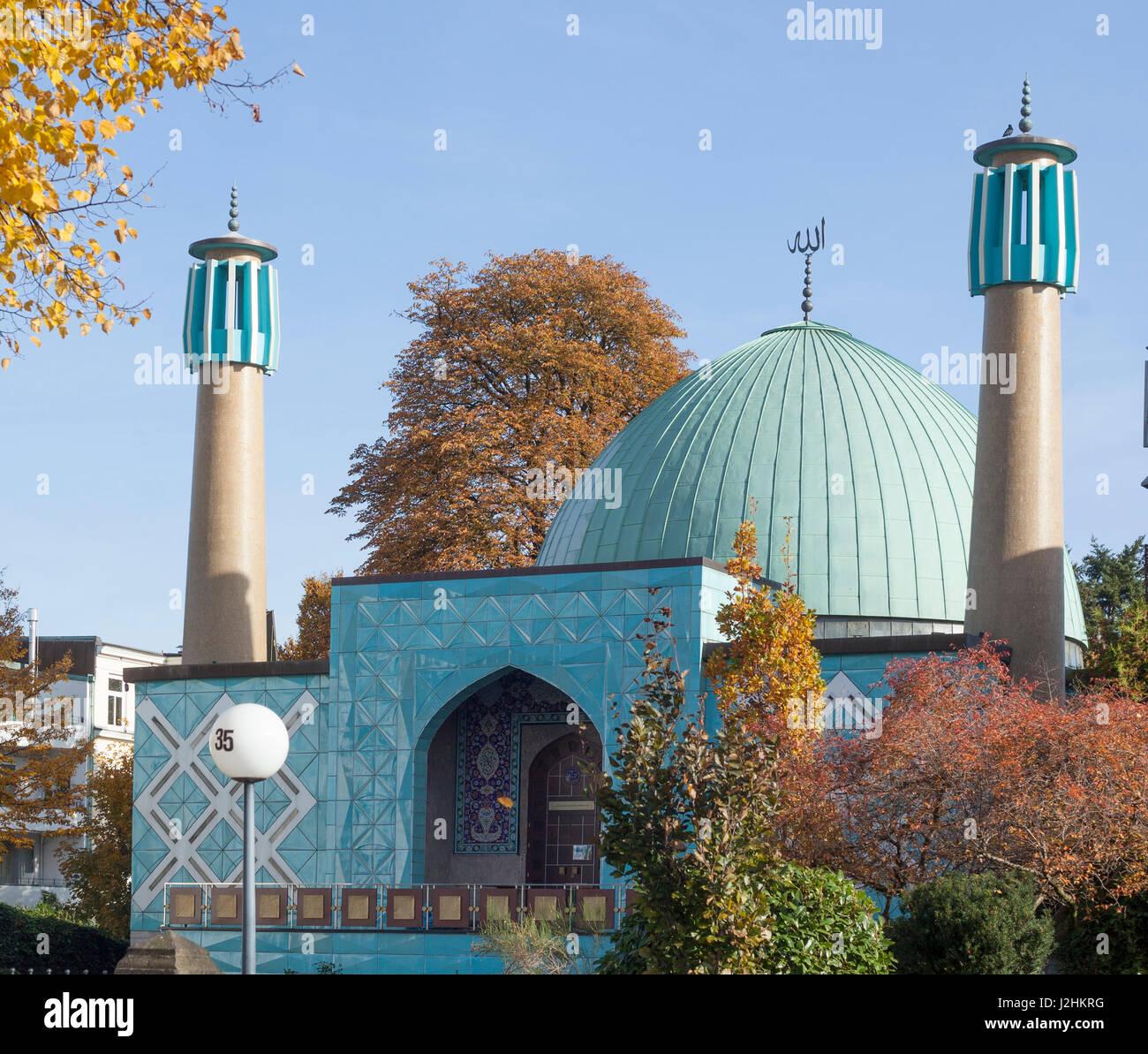 Islamisches zentrum hamburg