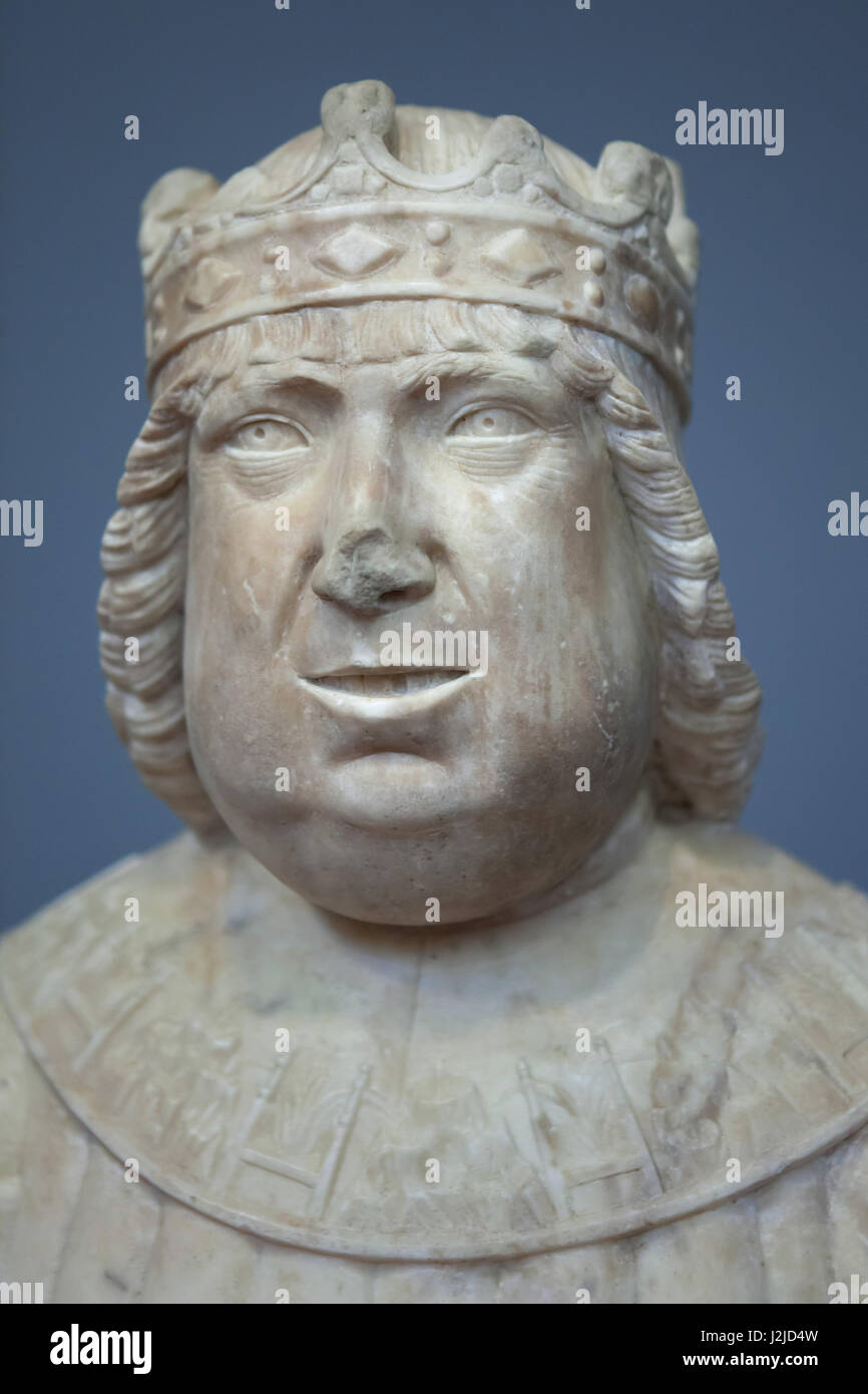 King Ferdinand I of Naples, al...