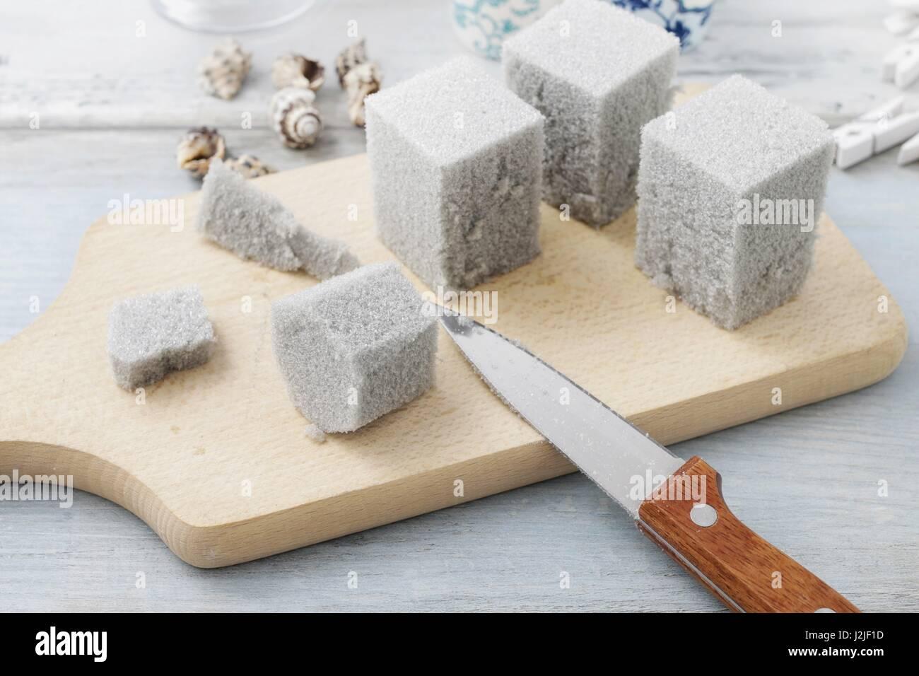 how to make ordinary cake