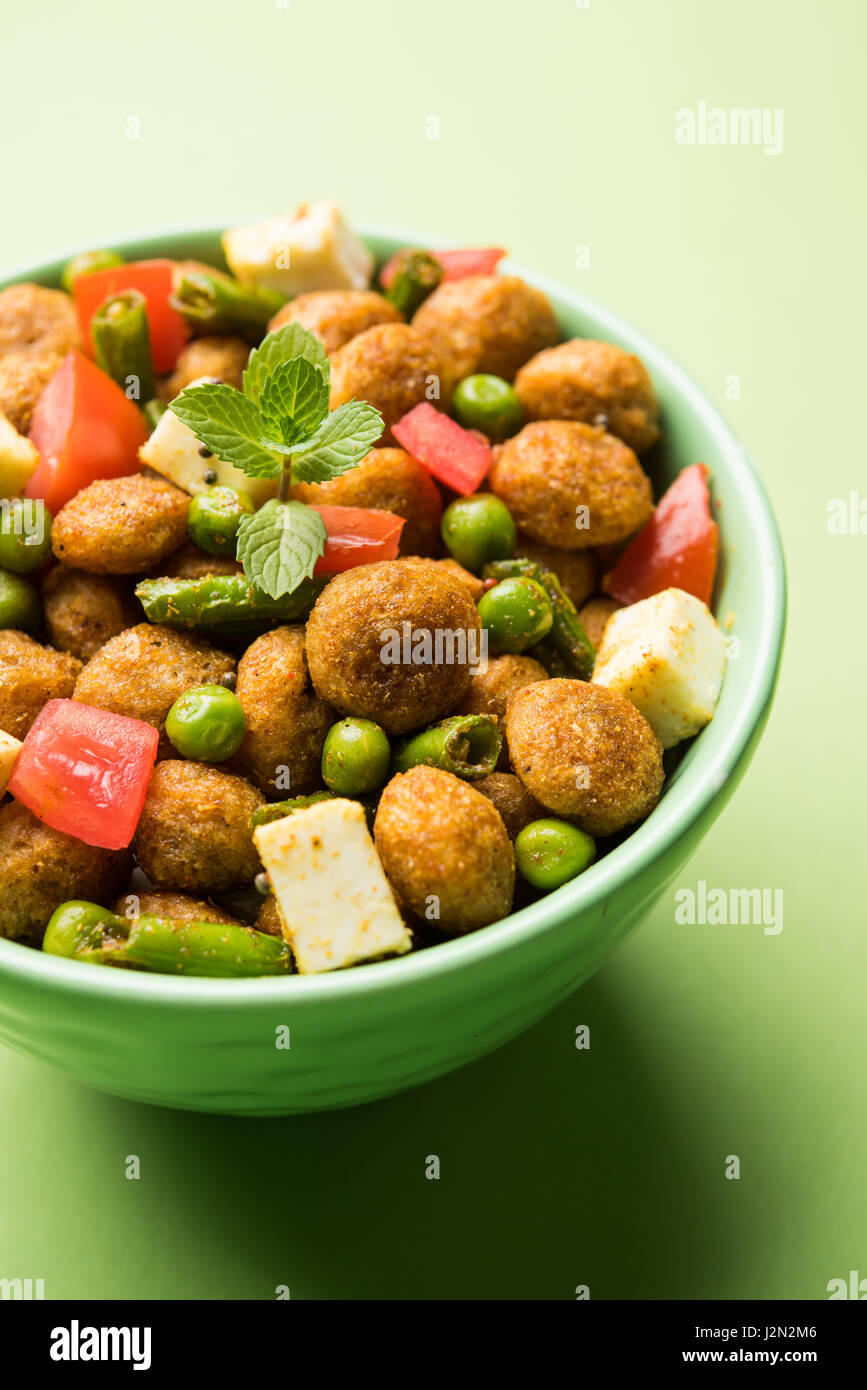 Soya chunks 65 or soya chunk fry is a healthy snack easy to cook soya chunks 65 or soya chunk fry is a healthy snack easy to cook protein rich vegetarian dish ideal for starters popular indian food selective fo forumfinder Image collections