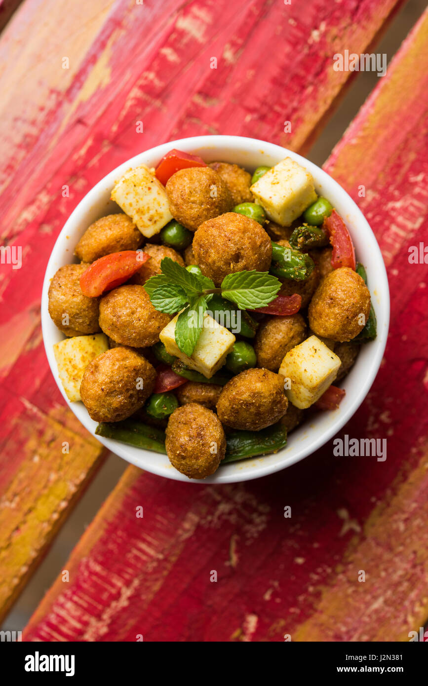 Soya chunks 65 or soya chunk fry is a healthy snack easy to cook soya chunks 65 or soya chunk fry is a healthy snack easy to cook protein rich vegetarian dish ideal for starters popular indian food selective fo forumfinder Gallery