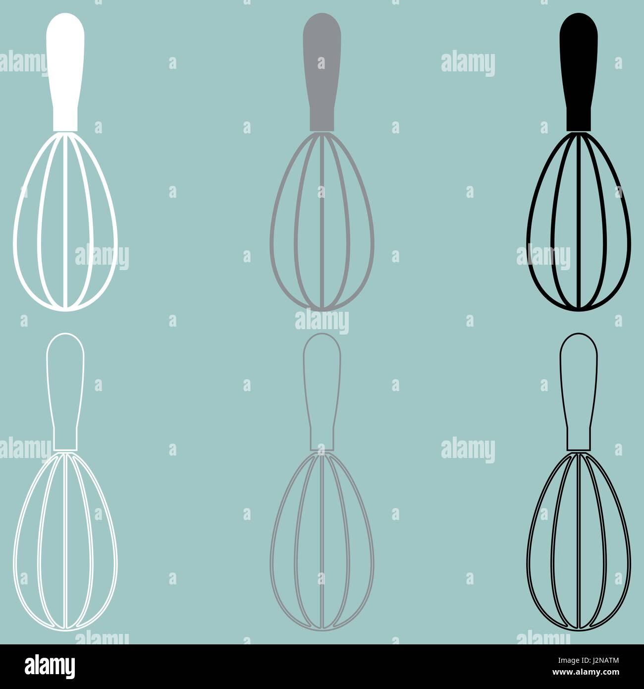 Whisking Stock Vector Images - Alamy