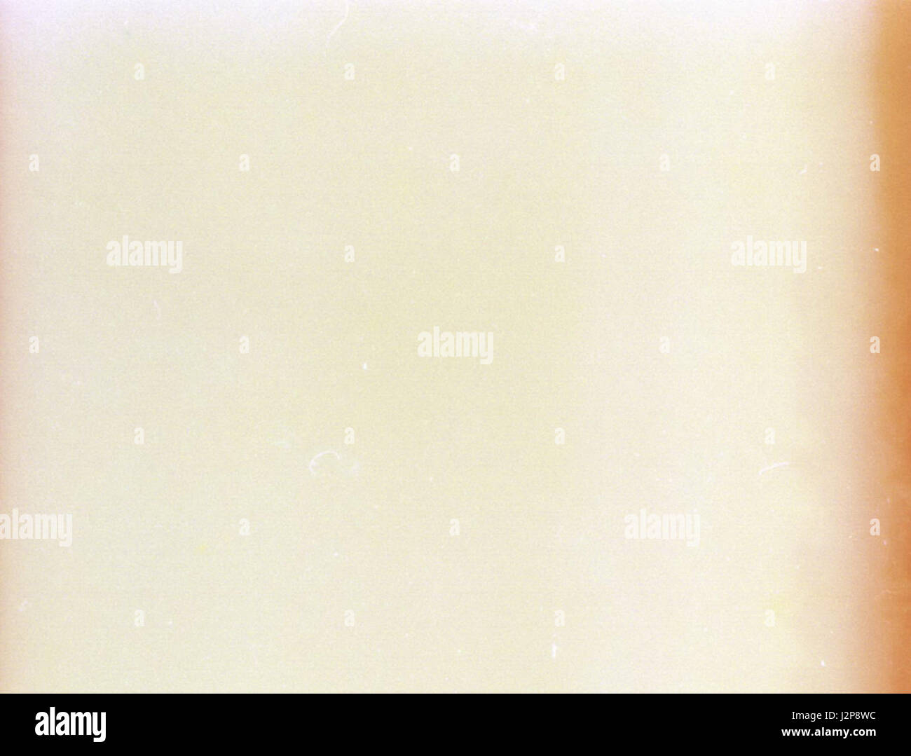 Old film filament hand broken.Blank old grunge film strip frame background. Vector format. Stock Photo