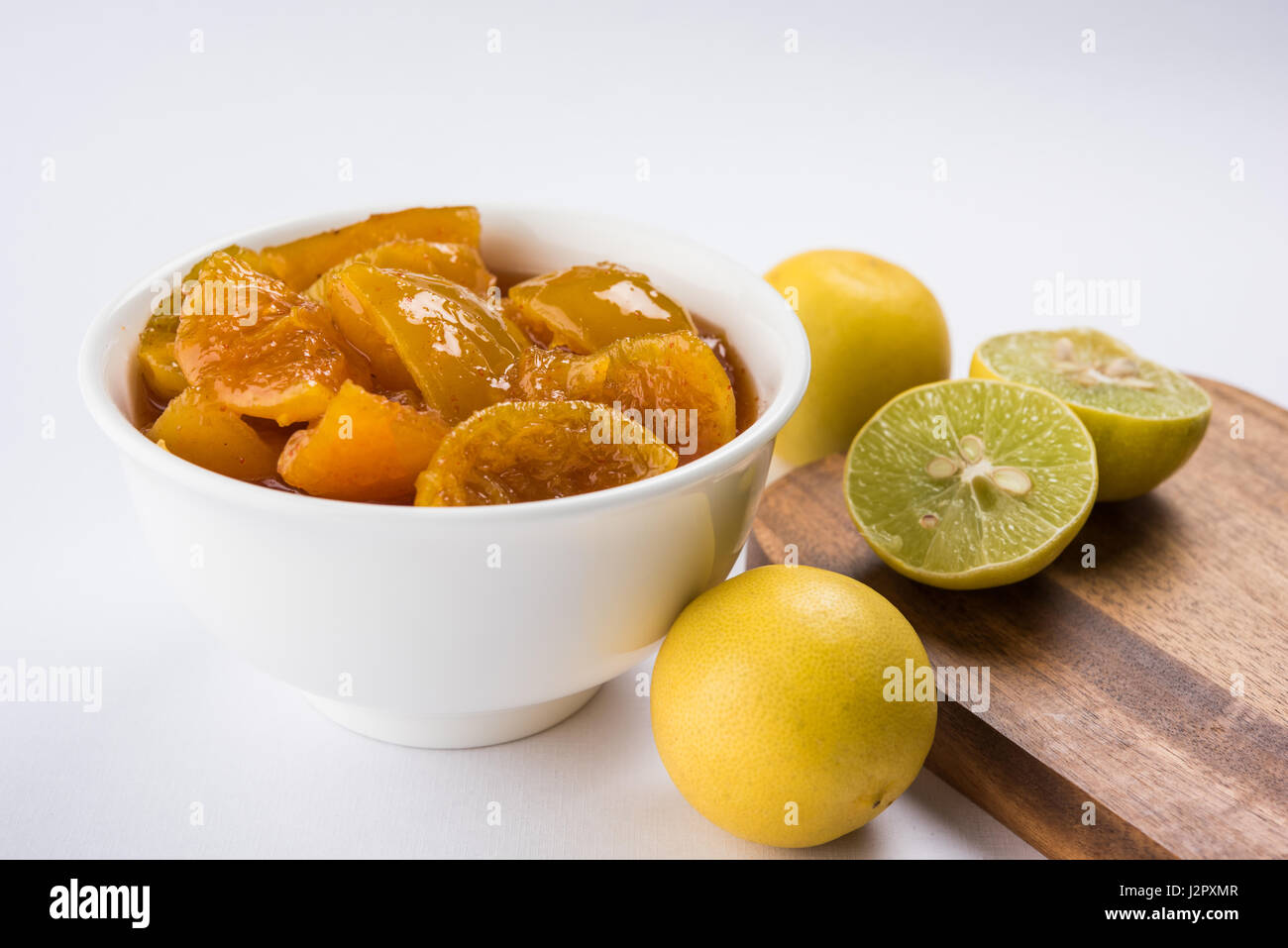 South Indian Lemon Pickle Stock Photos South Indian Lemon Pickle