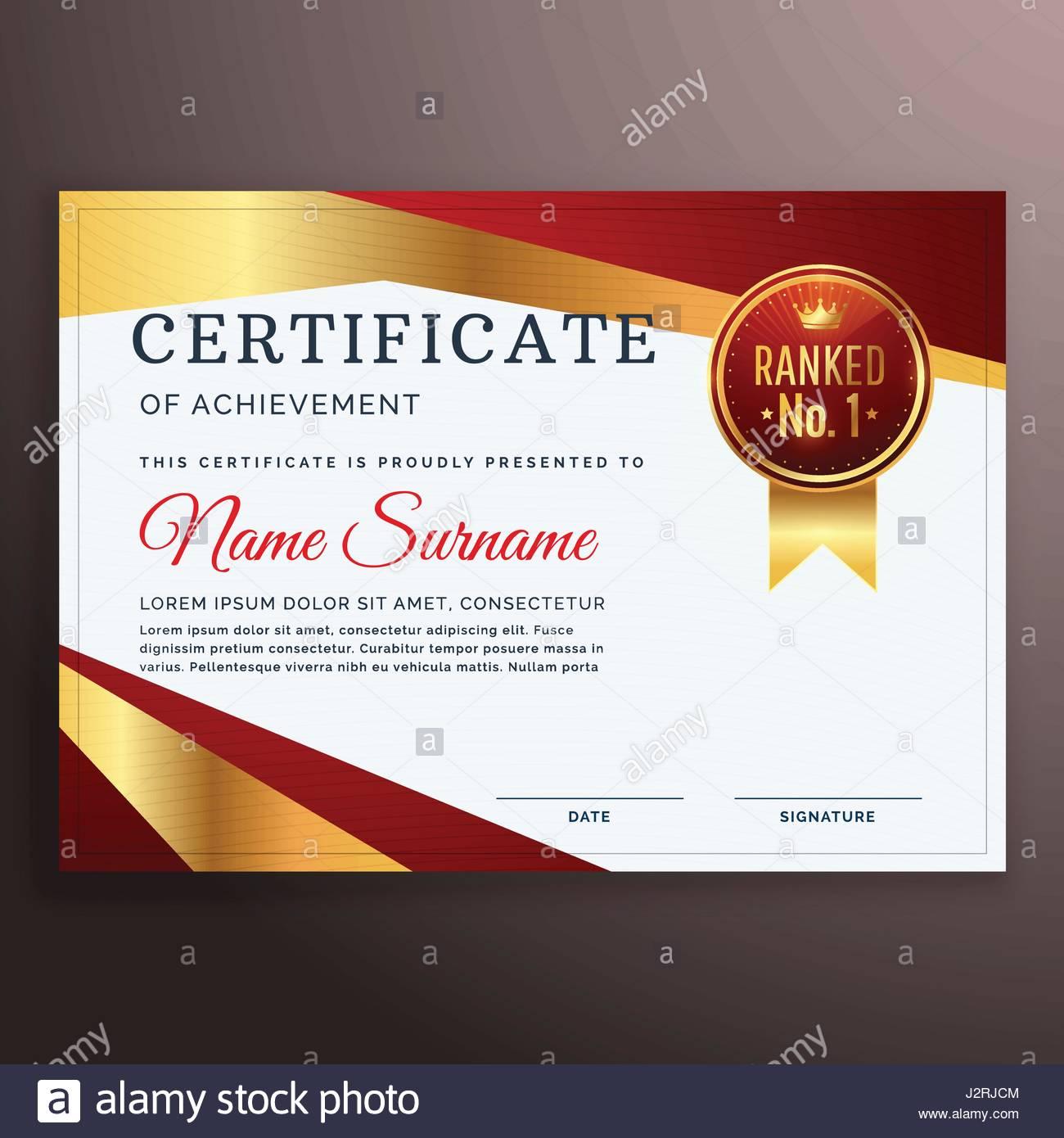 design certificate