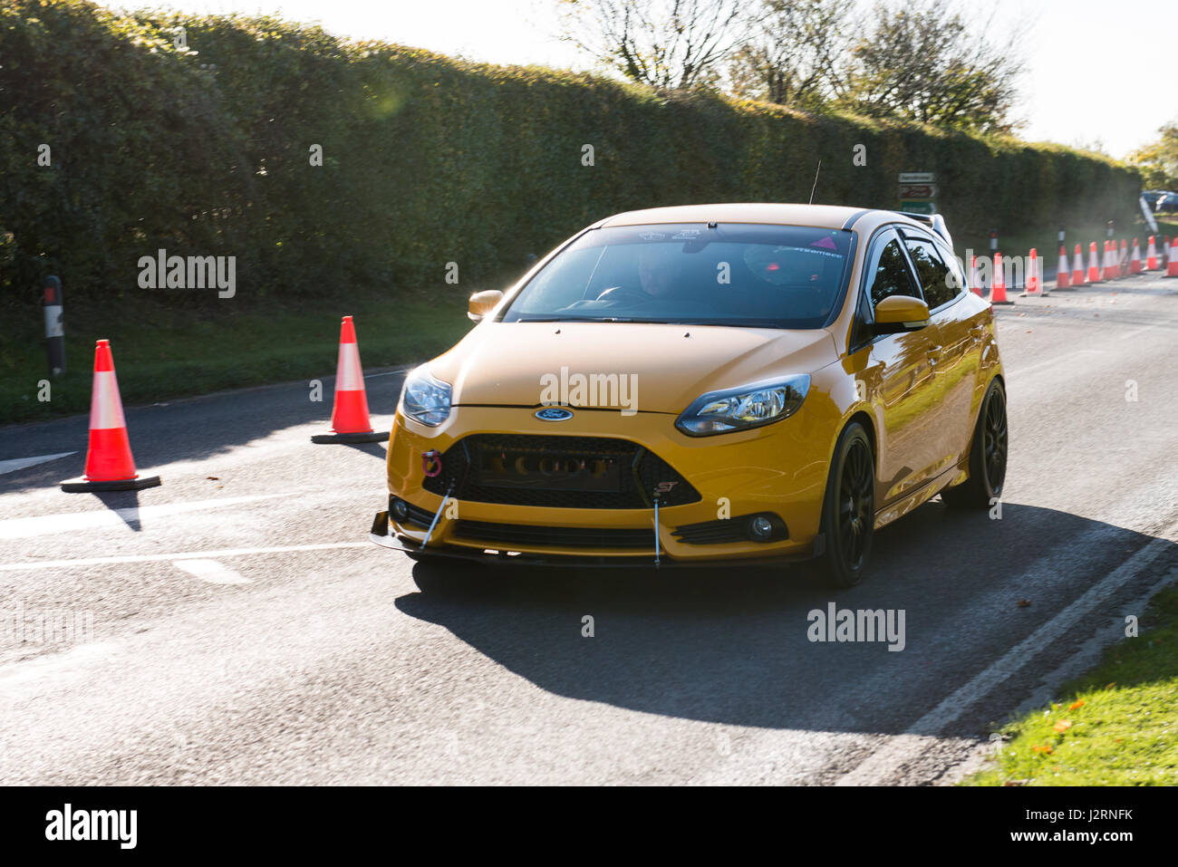 Ford Motor Works Stock Photos Images Alamy Diagram Goodwood Circuit Chichester West Sussex United Kingdom 6 November 2016