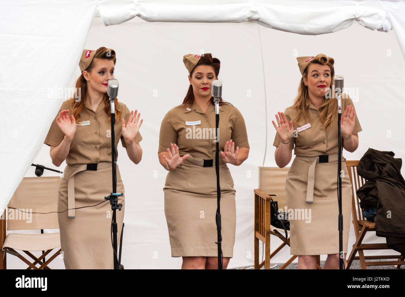 1940s Singers Stock Photos & 1940s Singers Stock Images - Alamy