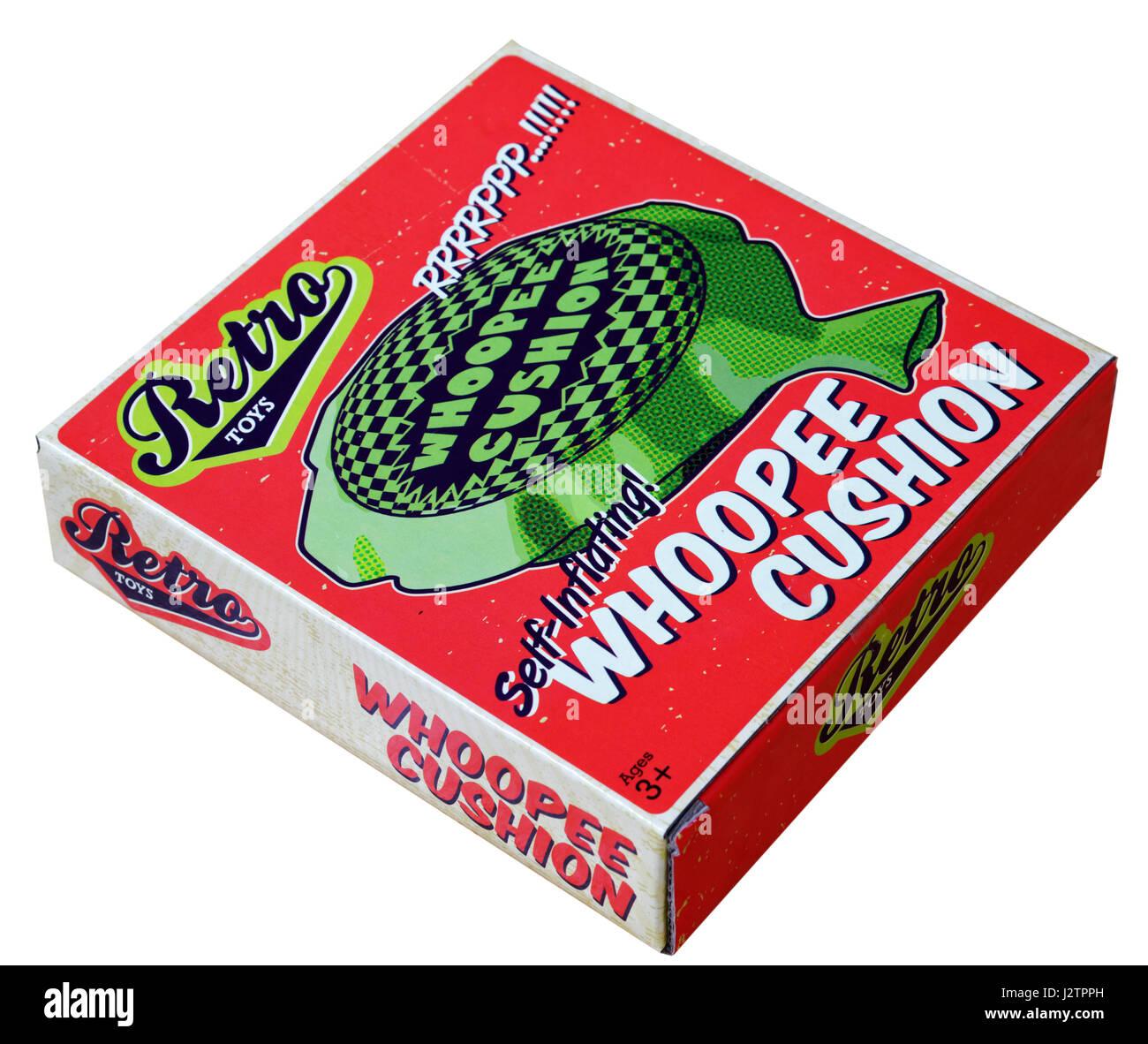 Whoopee Cushion - Stock Image