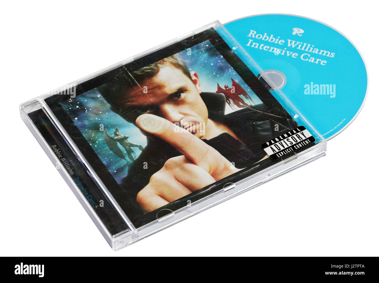 Intensive Care by Robbie Williams - Stock Image