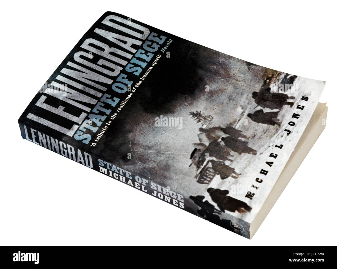 Leningrad: State of Siege by Michael Jones - Stock Image