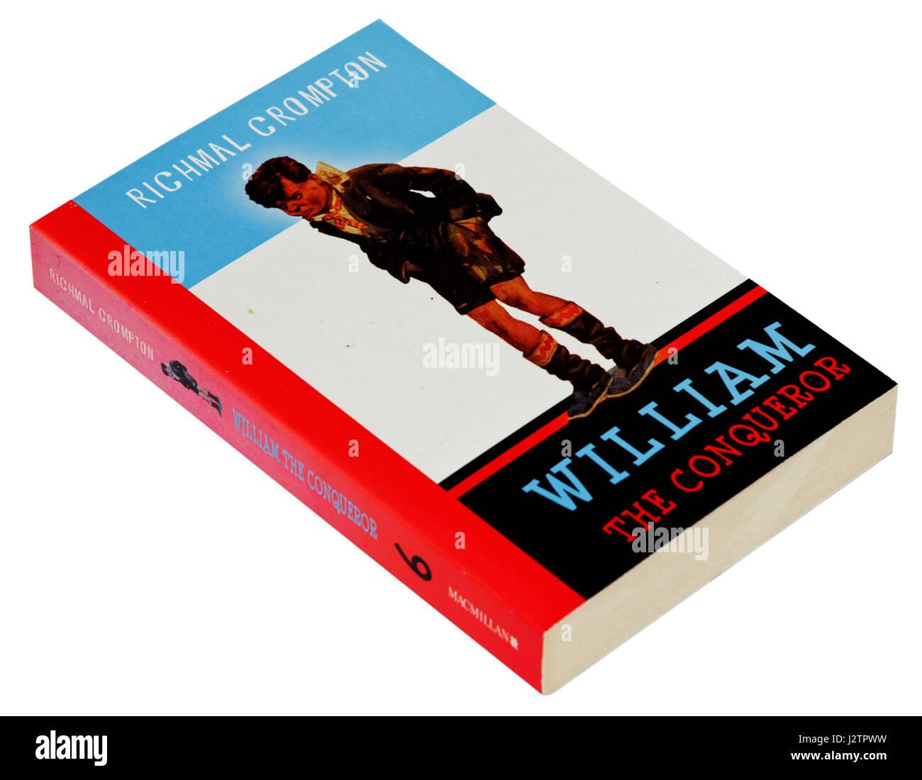 William the Conqueror by Richmal Crompton - Stock Image