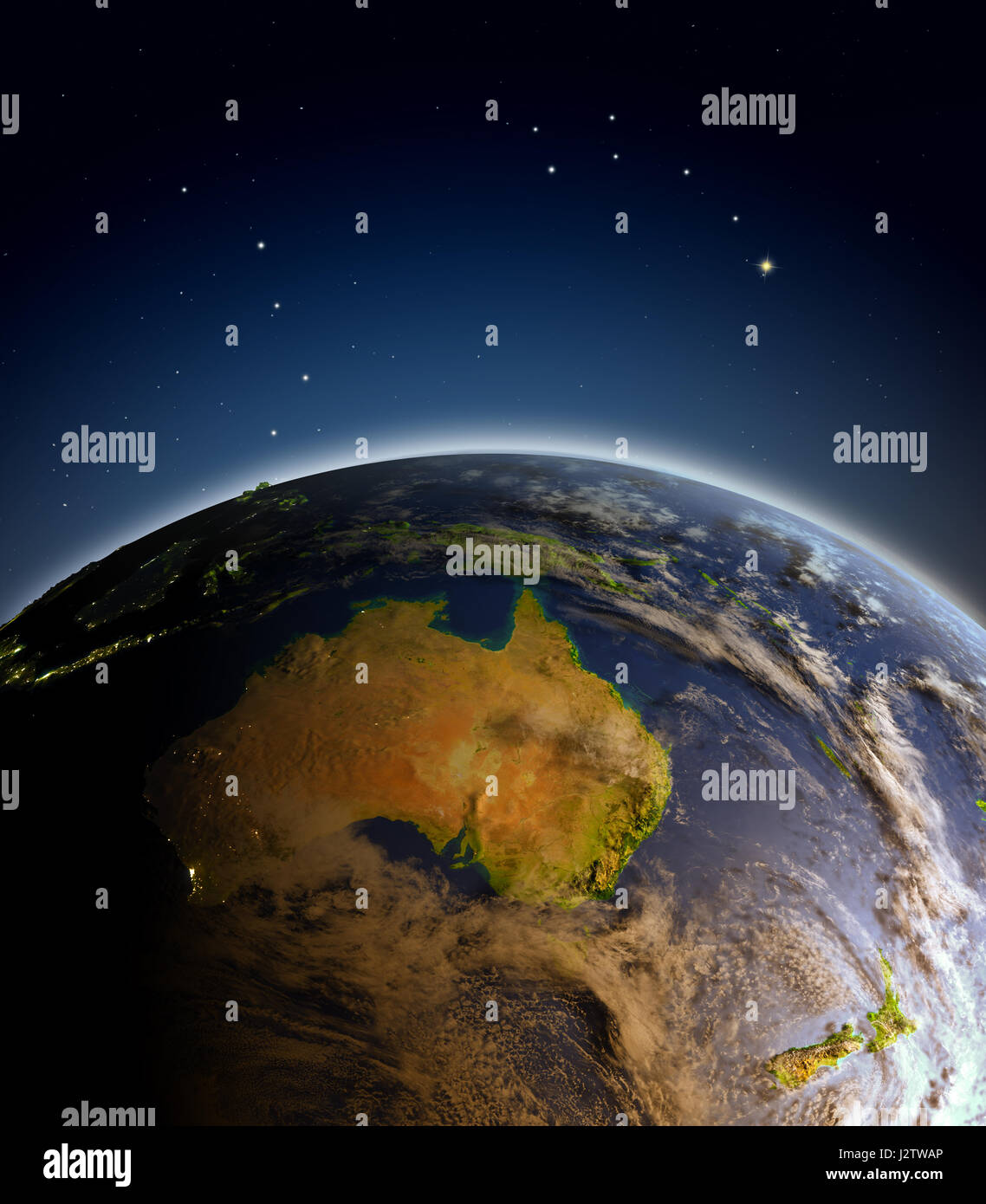 Map Of Australia From Space.Australia Map Weather Stock Photos Australia Map Weather Stock