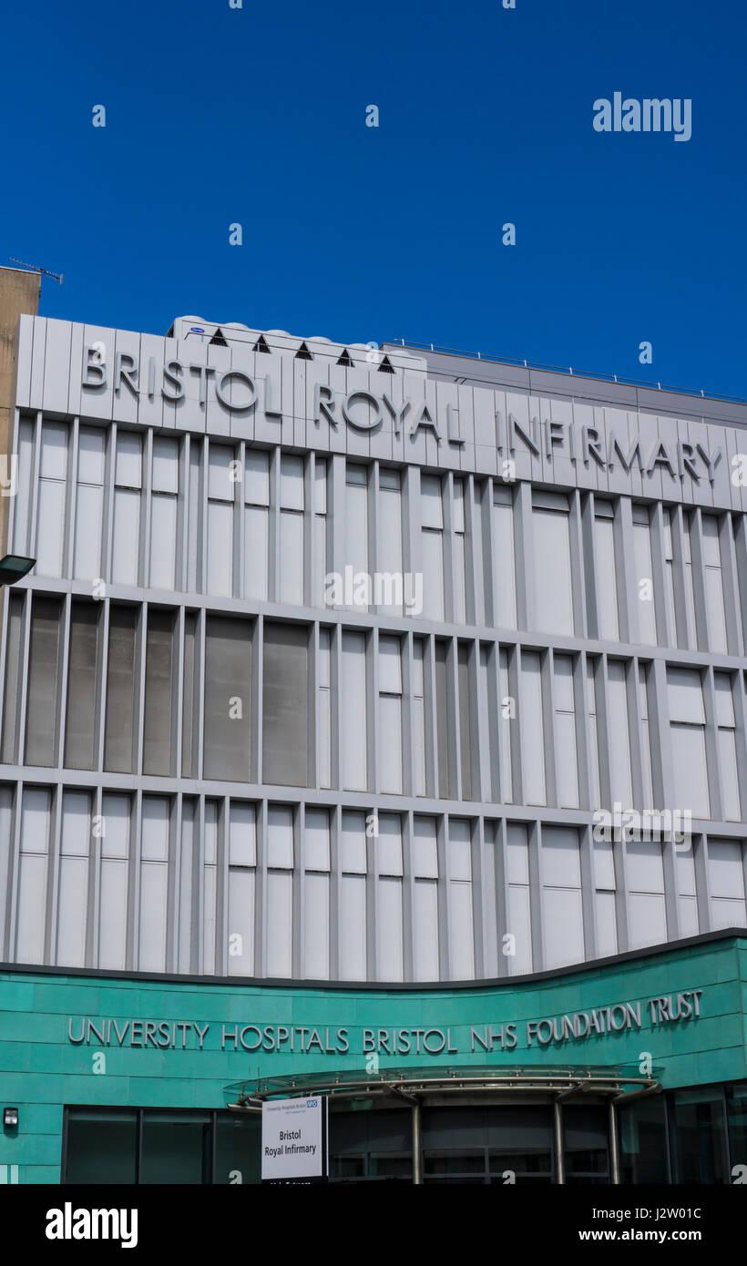 Bristol City  center England UK - Stock Image