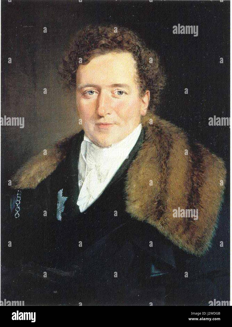 1786 Christian VIII Stock Photo