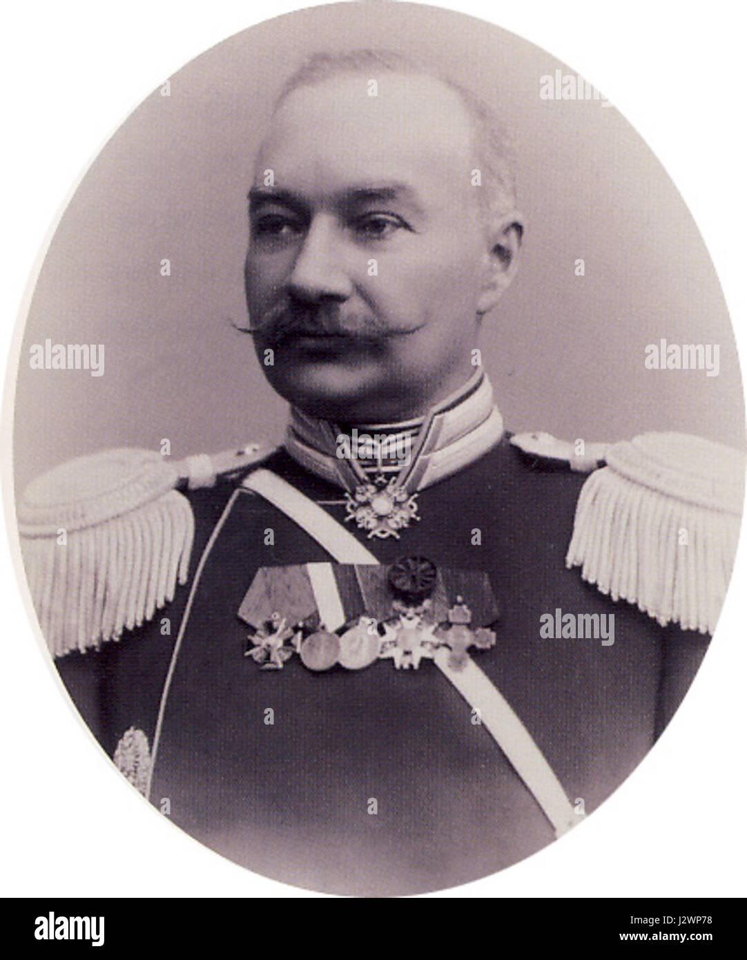 August Langhoff Stock Photo