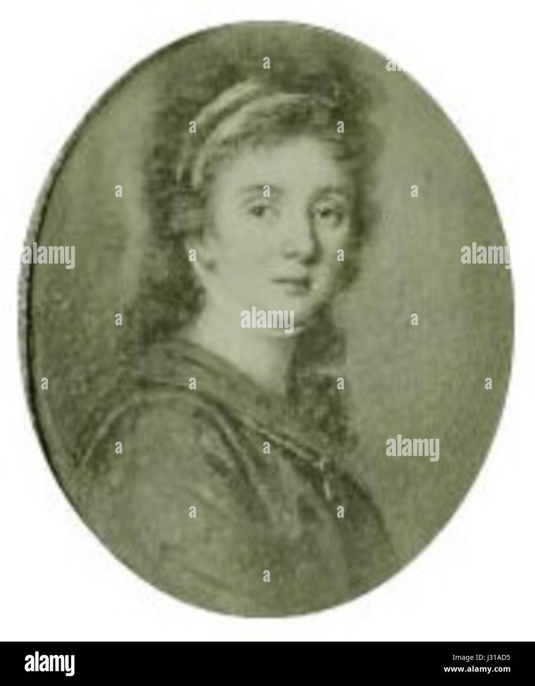 Benedikte Sievers - Stock Image