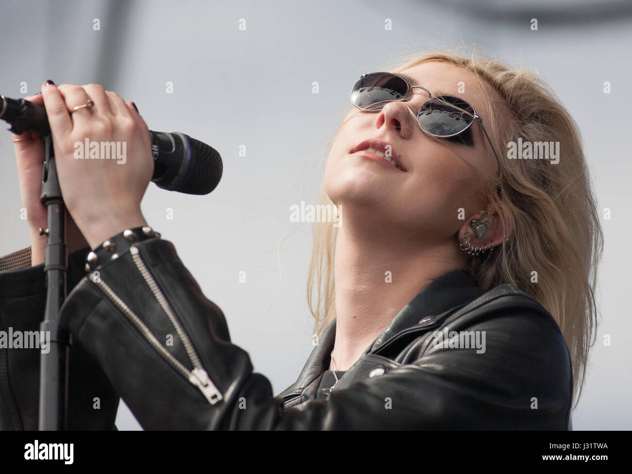The Pretty Reckless Stock Photos The Pretty Reckless Stock Images