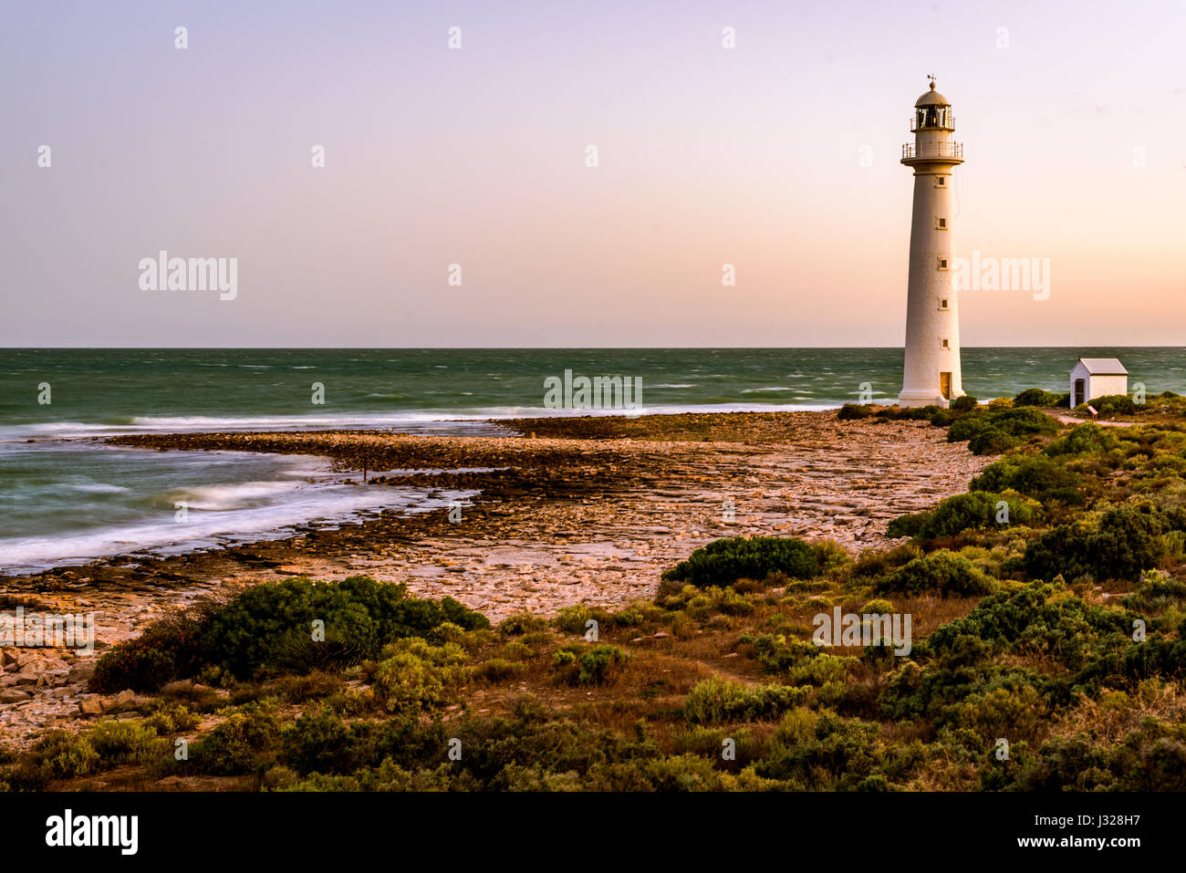 Point Lowly at Eyre Peninsula, South Australia - Stock Image