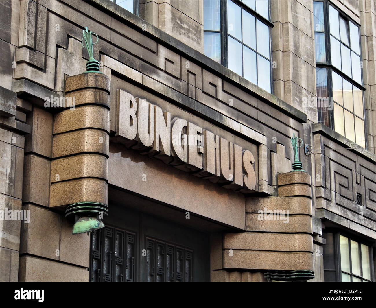 Bunge huis art deco ingang foto1 stock photo: 139588106 alamy