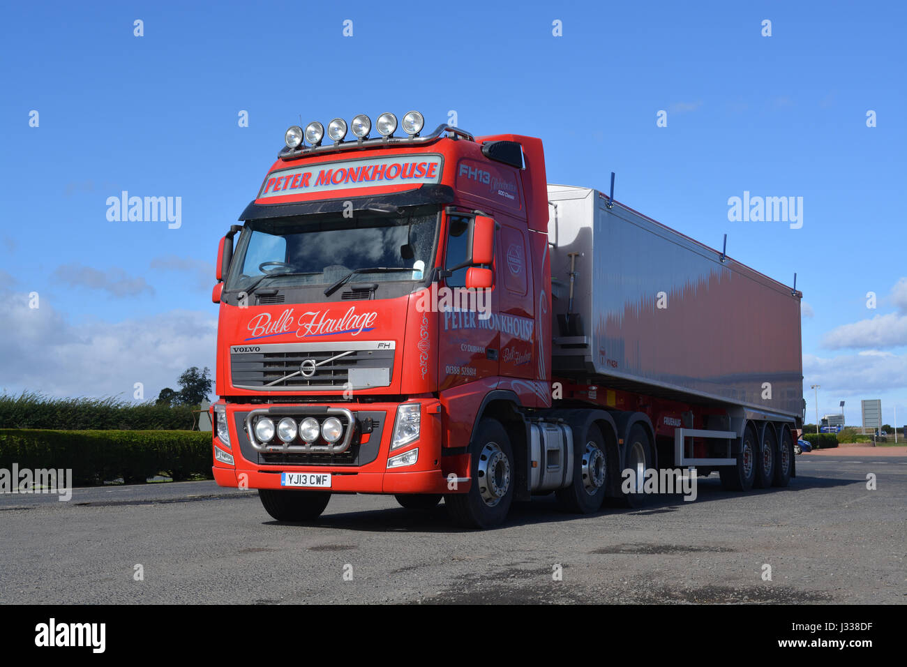370a9a9480dd Volvo Fh Stock Photos   Volvo Fh Stock Images - Alamy