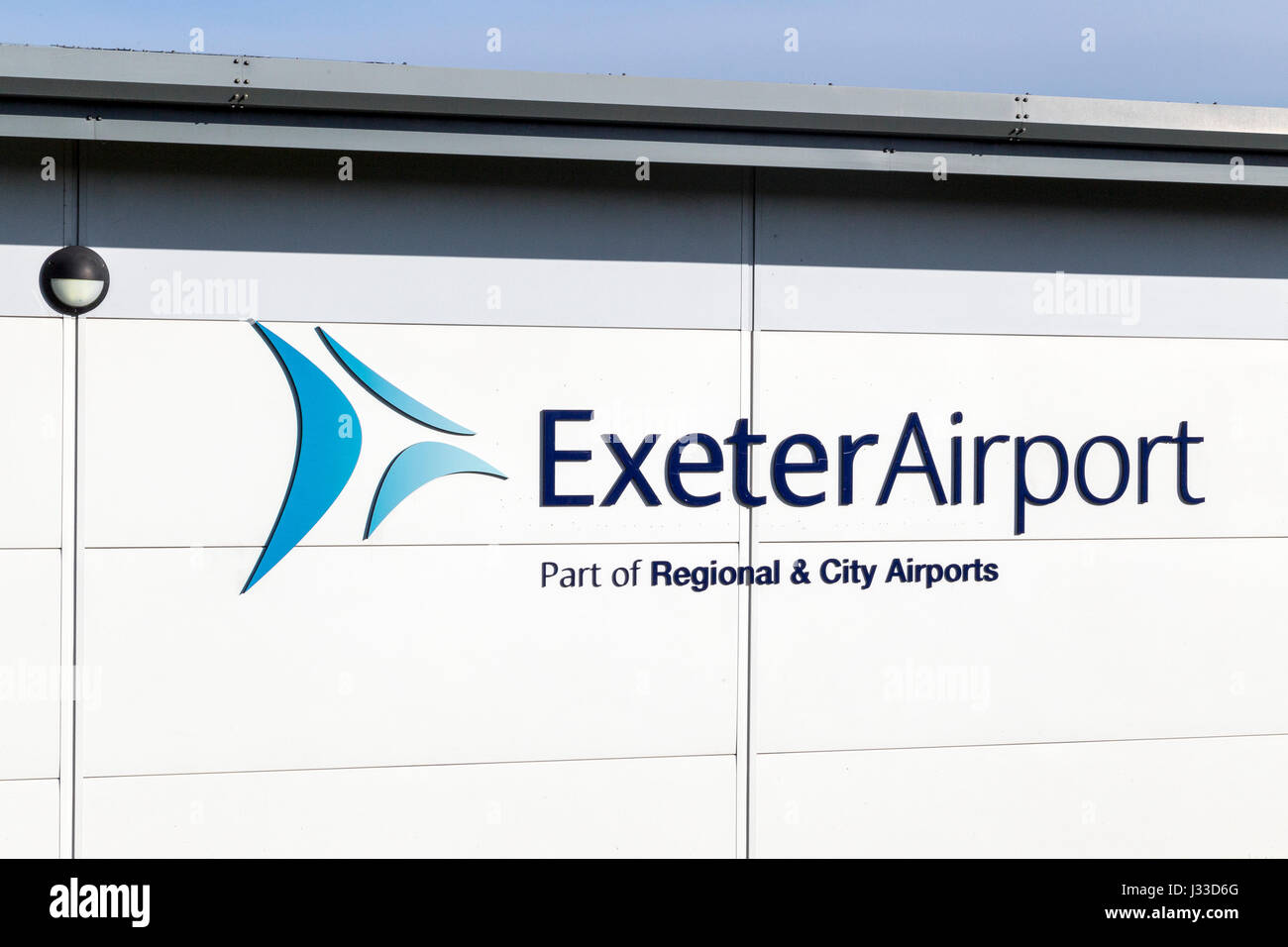 exeter airport uk