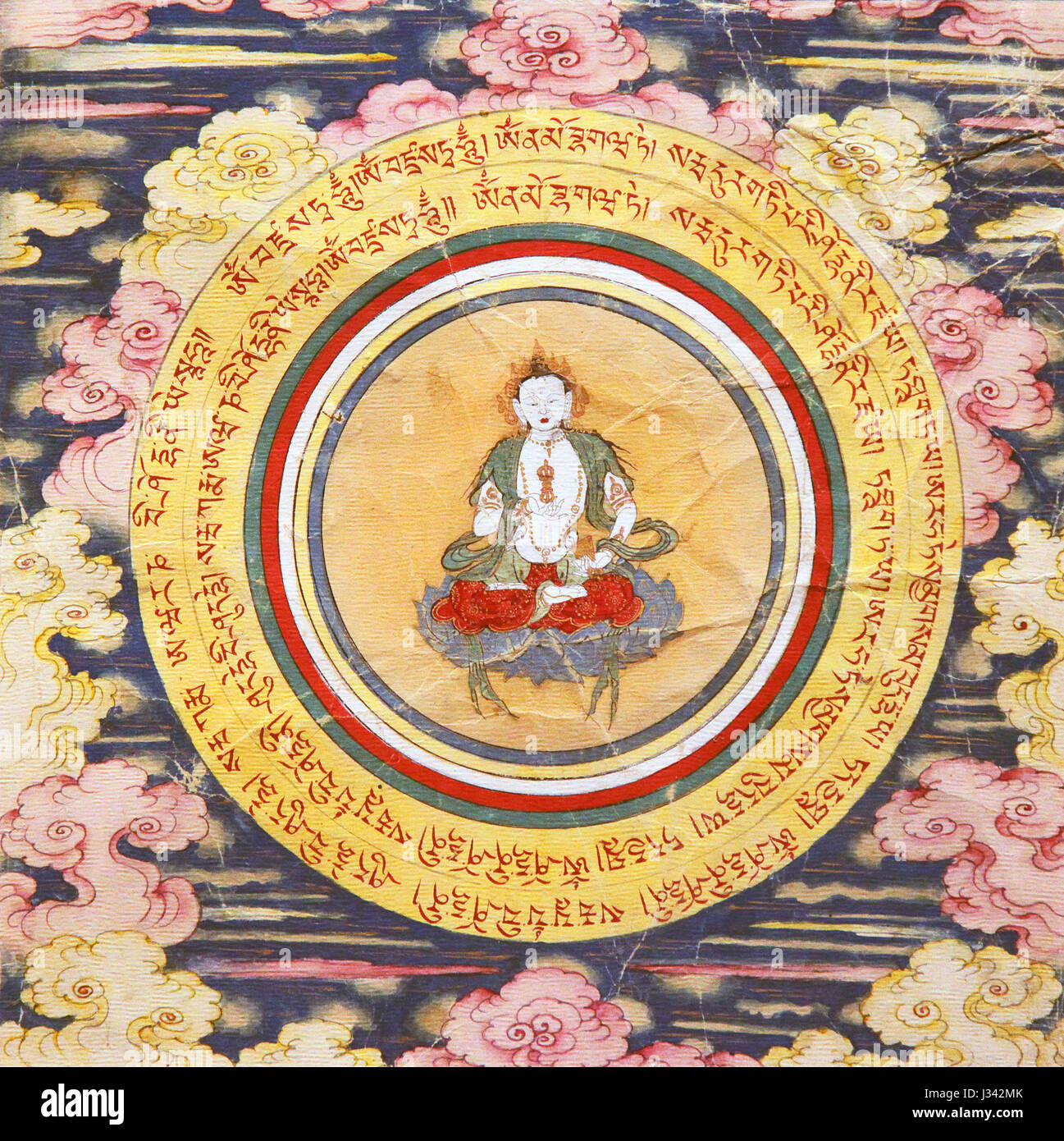 Tibetan Painting Stock Photos & Tibetan Painting Stock Images - Alamy