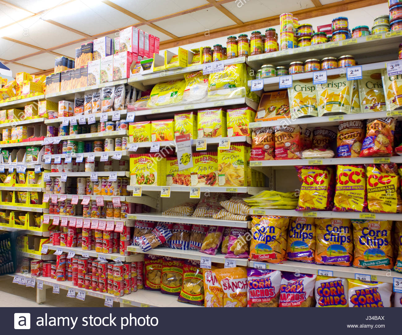 Pics: Top 5 Packaged Food Companies in India ... |Bagged Food Items