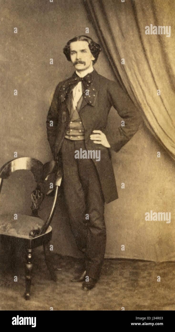 Monsieur Gutierrez - Stock Image