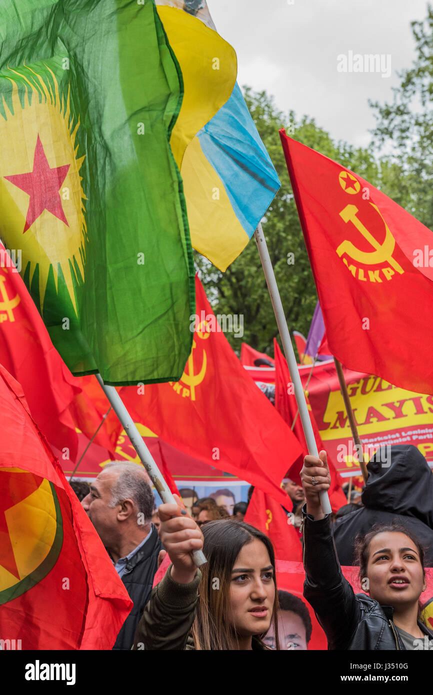 Kurdistan Workers Party: number, activity 56
