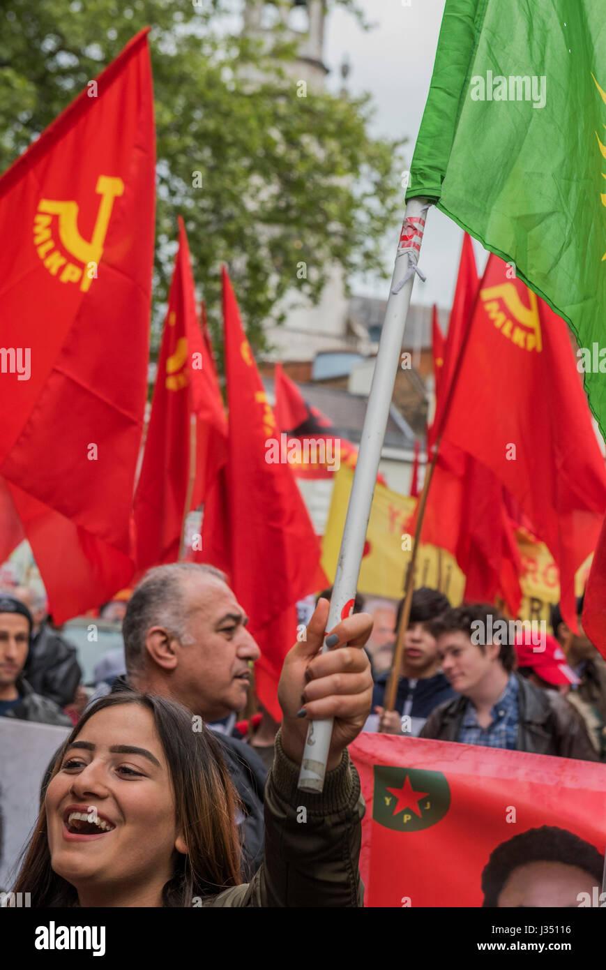 Kurdistan Workers Party: number, activity 11