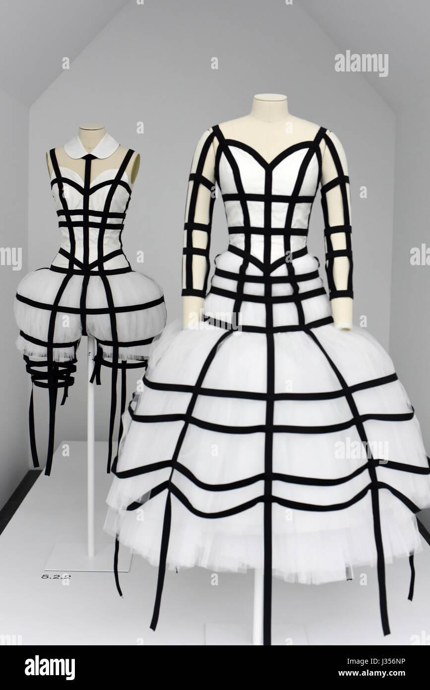 New York Usa 02nd May 2017 Fashion Designer Rei Kawakubo S Stock Photo Alamy