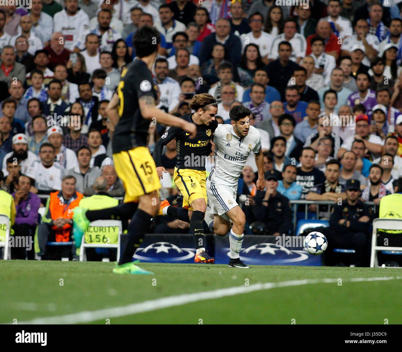 "Madrid, Spain. 02nd May, 2017. MADRID, ESPA""A - 02 Mayo de 2017: 20 ..."