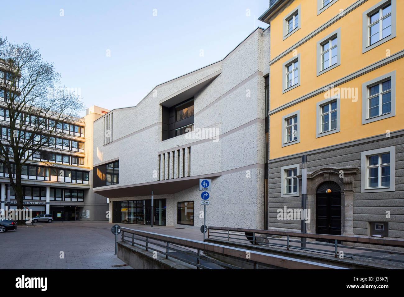 Haus Der Bildung Municipal Library Bonn Stock s