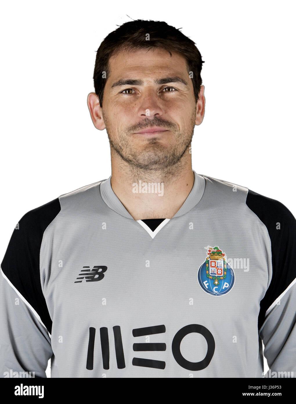 e5ca6f075bf Portugal - Primera Liga NOS 2016-2017 / ( FC Porto ) - Iker Casillas  Fernandez