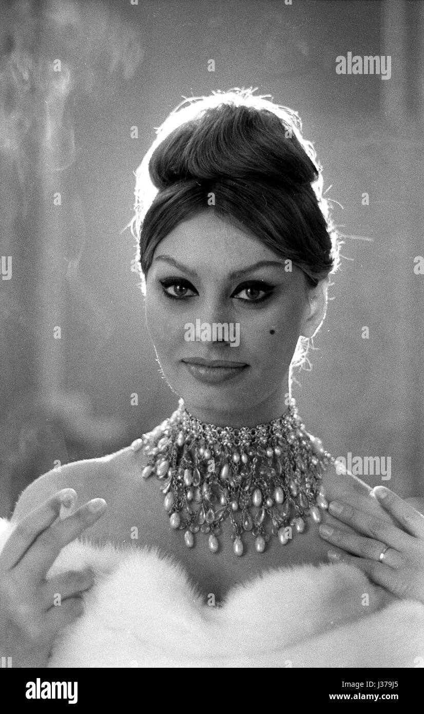 Sophia Loren (born 1934)