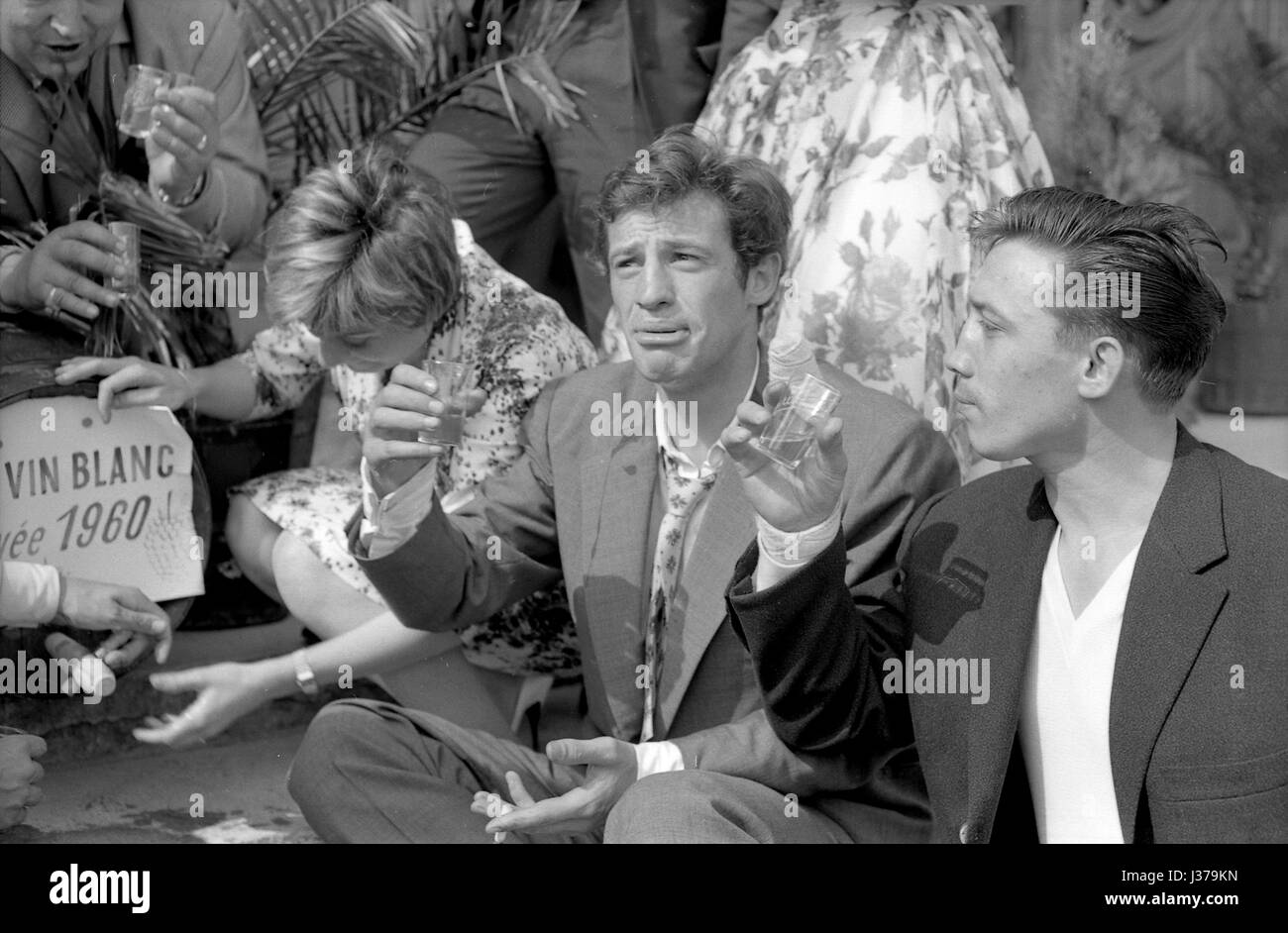 Jean-Paul Belmondo hopes that he will again be invited to appear 09.04.2015 55