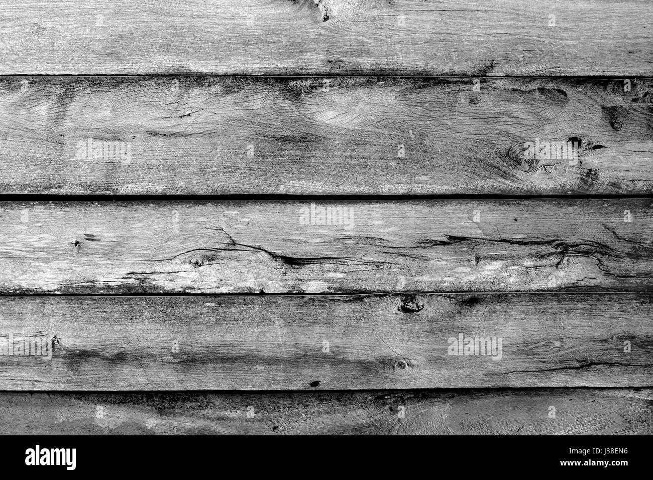 Close up ,Texture of old wood background - Stock Image