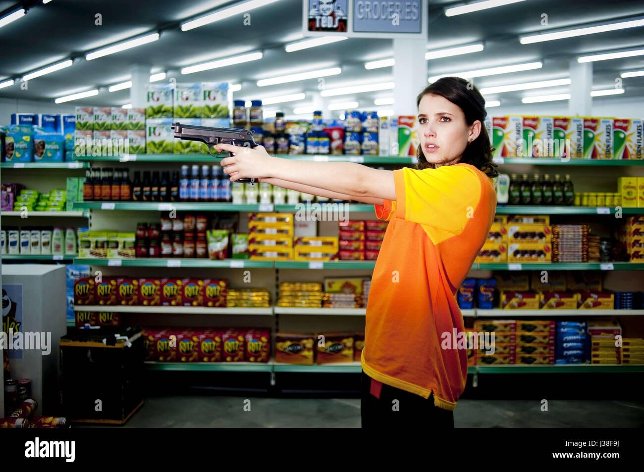 4321 (2010)  EMMA ROBERTS  NOEL CLARKE (DIR)  UNIVERSAL PICTURES/MOVIESTORE COLLECTION LTD - Stock Image