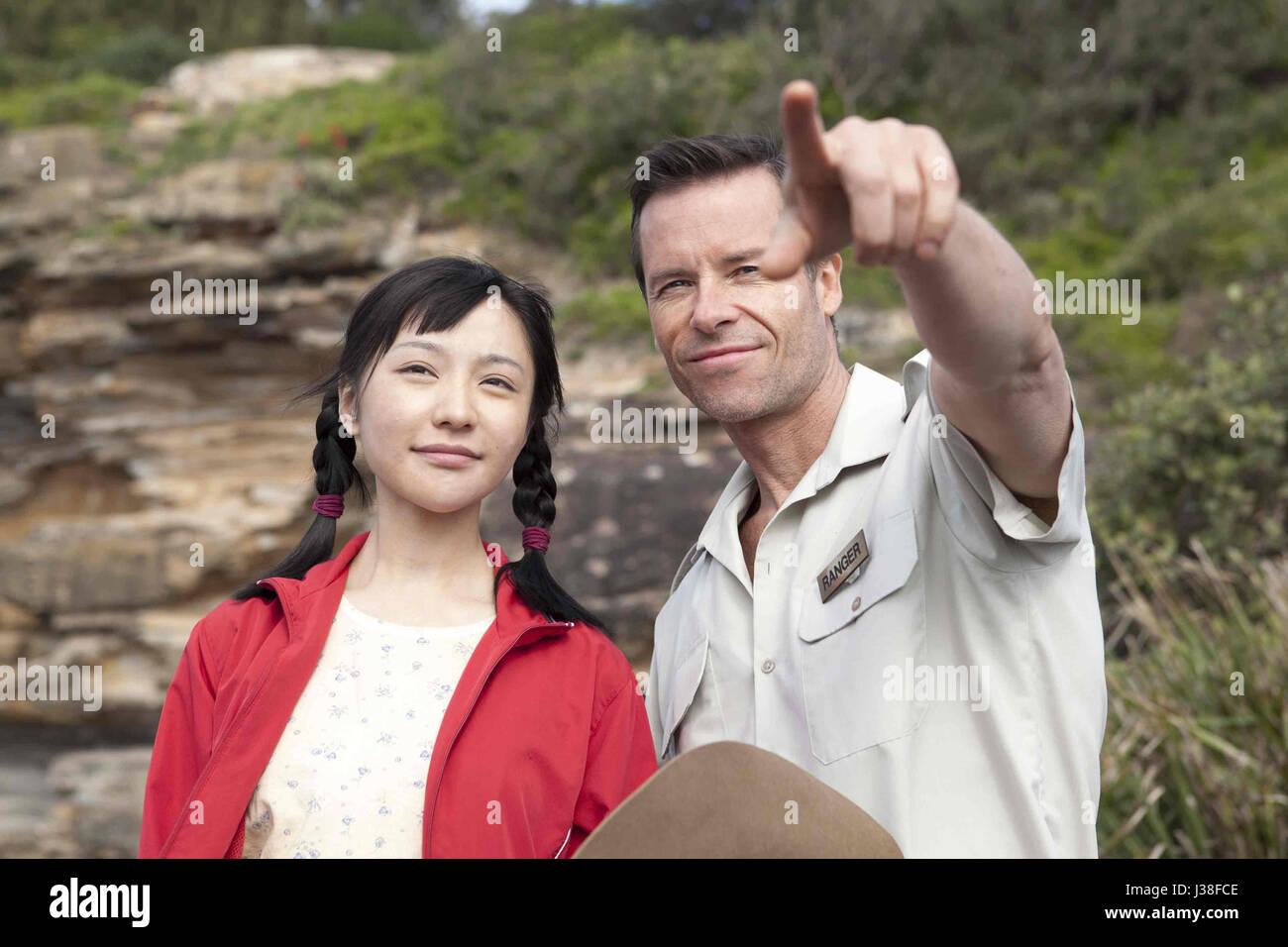 33 POSTCARDS (2011)  ZHU LIN  BUY PEARCE  PAULINE CHAN (DIR)  ARCLIGHT FILMS/MOVIESTORE COLLECTION LTD - Stock Image