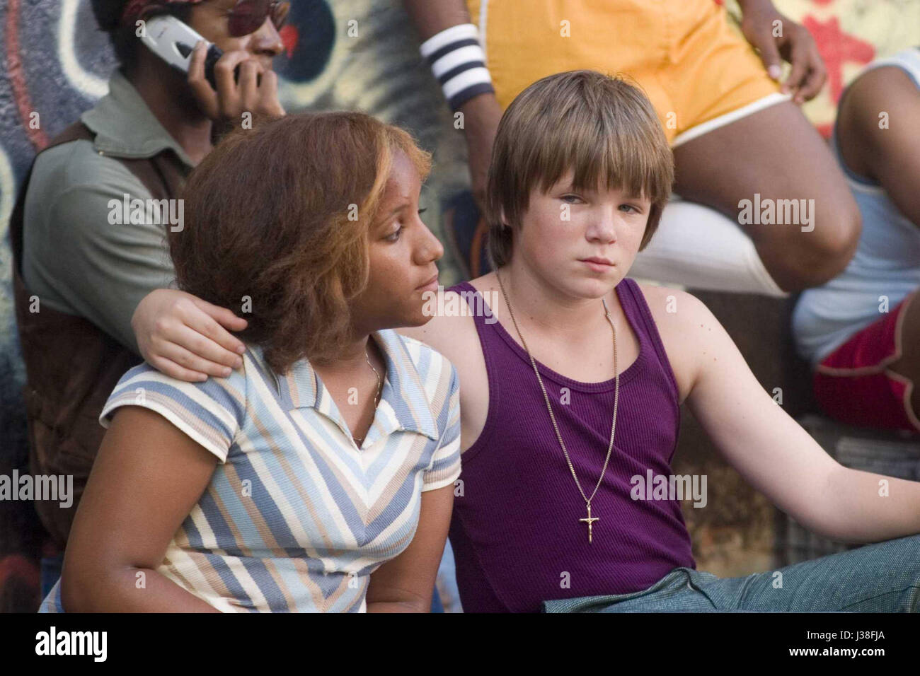 THE EDUCATION OF CHARLIE BANKS (2007)  MILES CHANDLER  FRED DURST (DIR)  ANCHOR BAY ENTERTAINMENT/MOVIESTORE COLLECTION Stock Photo
