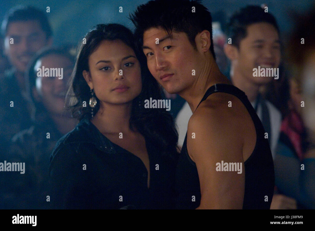 348a9cac42f THE FAST AND THE FURIOUS: TOKYO DRIFT (2006) NATHALIE KELLEY BRIAN TEE  JUSTIN