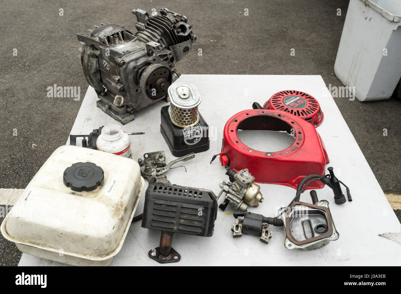 Go Kart Parts Stock Photos & Go Kart Parts Stock Images - Alamy