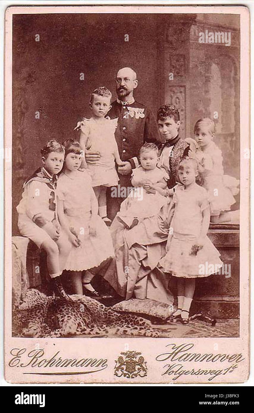 Prince Ernest Augustus Of Hanover Stock Photos & Prince Ernest ...