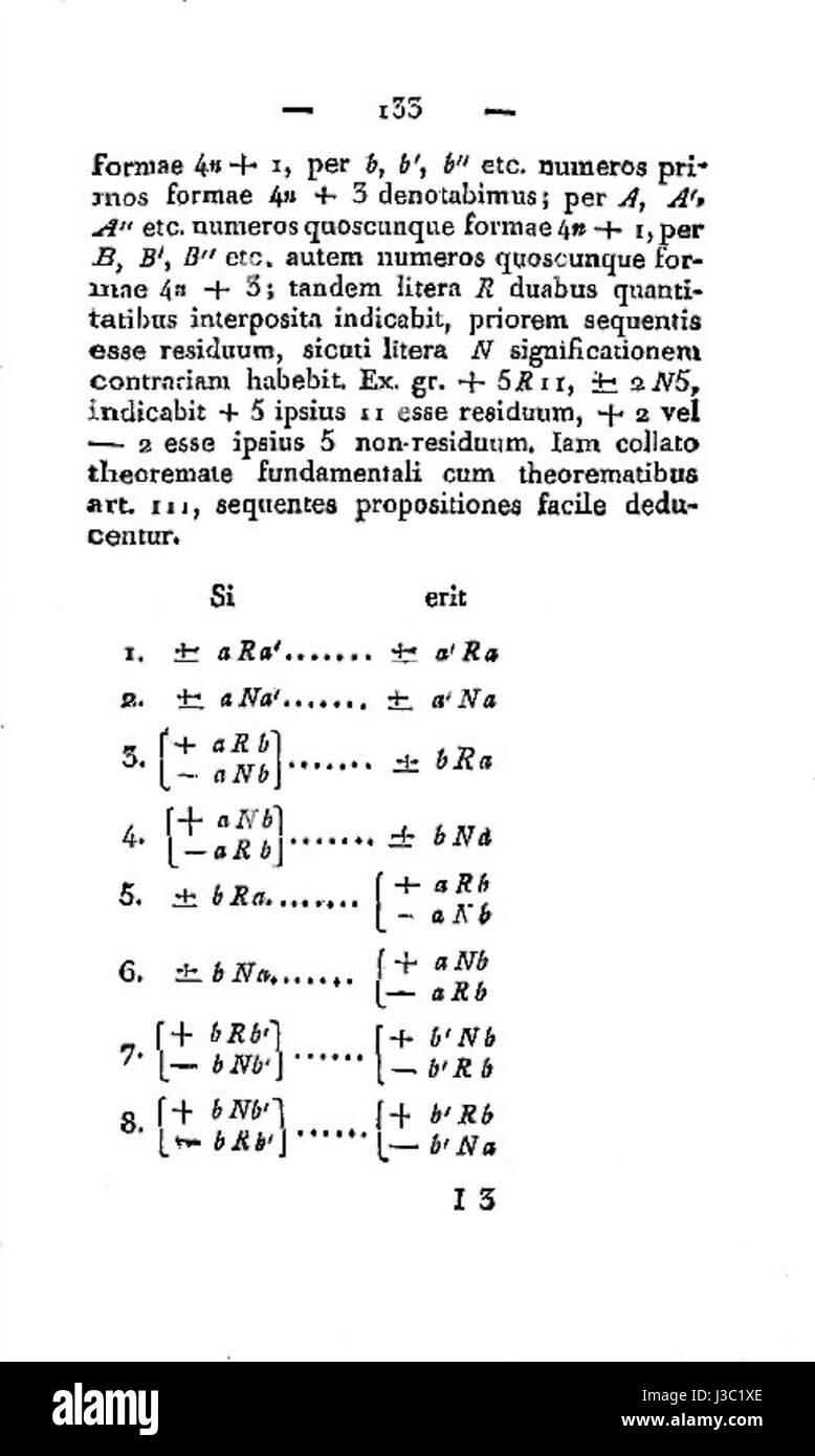 Disquisitiones Arithmeticae St...