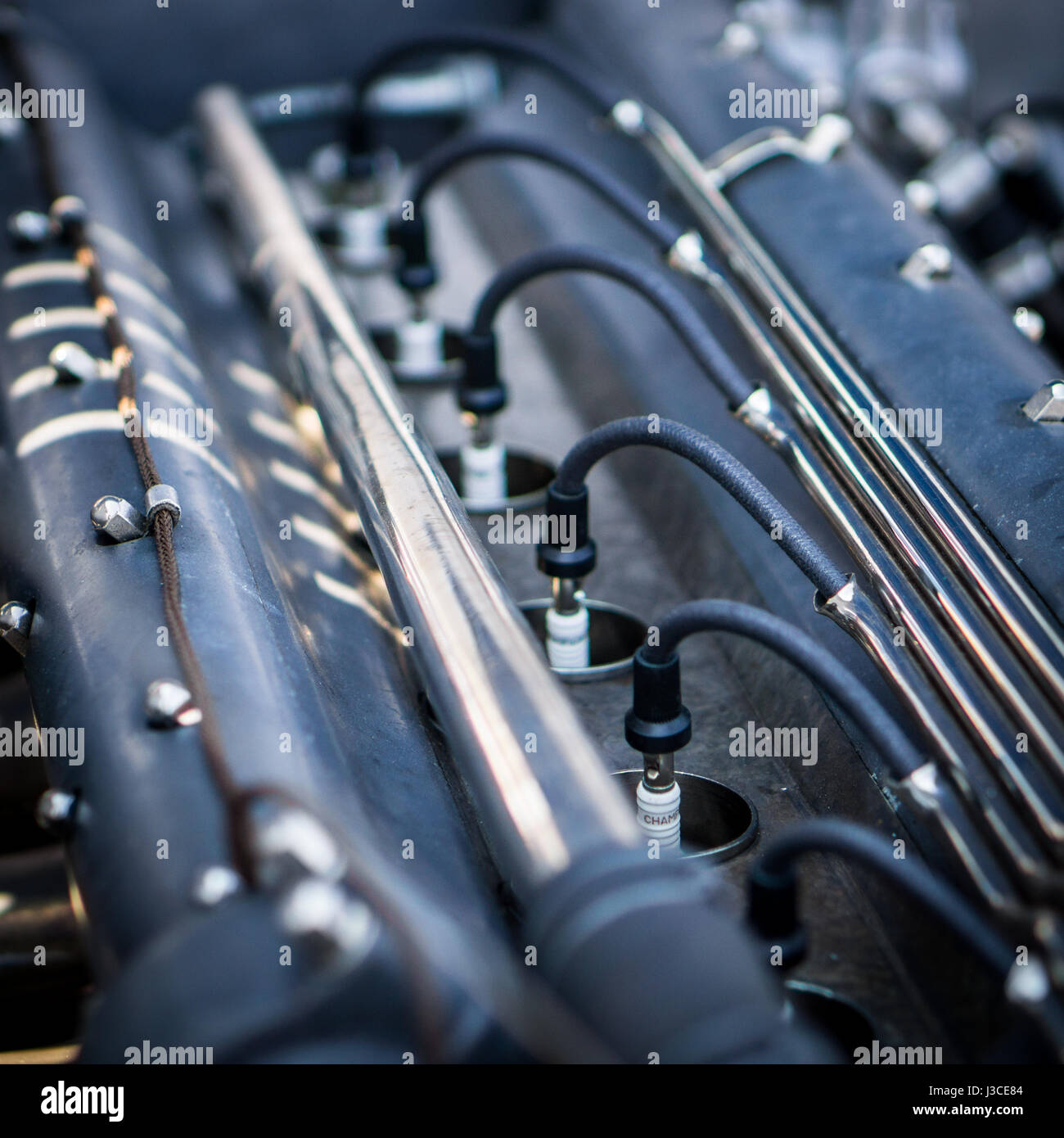 Spark Plug Wire Stock Photos & Spark Plug Wire Stock Images - Alamy