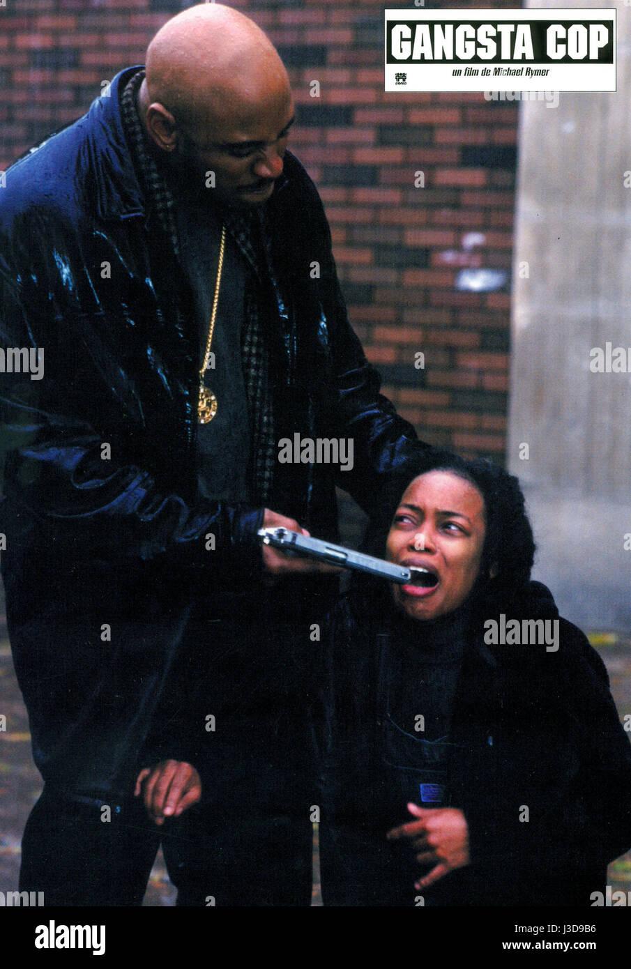 GANGSTA COP IN TOO DEEP  Year: 1999 USA LL Cool J. USA 1999  Director: Michael Rymer - Stock Image