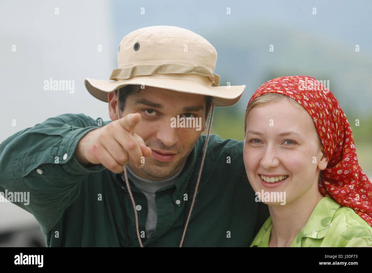 11'09'01 september 11 - segment 'Bosnia, Herzegovina' Year: 2002 - UK / France / Egypt / Japan / - Stock Image